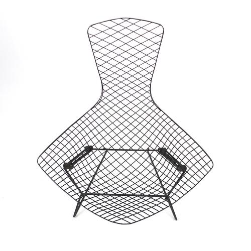 2019 - Vintage Bertoia Bird Chair, 96.5cm high...