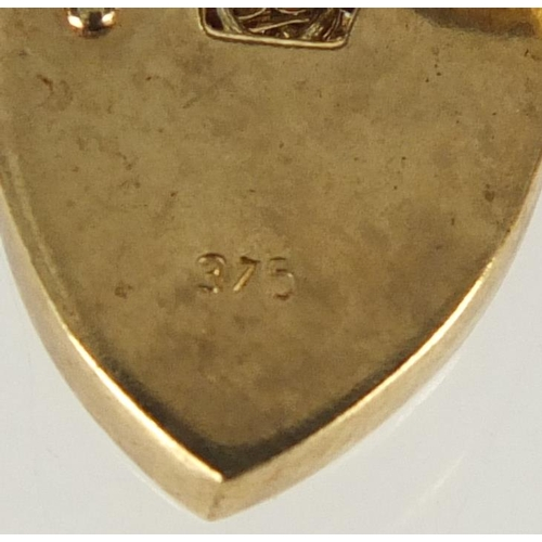 647 - Good 9ct gold charm bracelet with a large selection of mostly gold owl charms including 18ct, 14ct a...