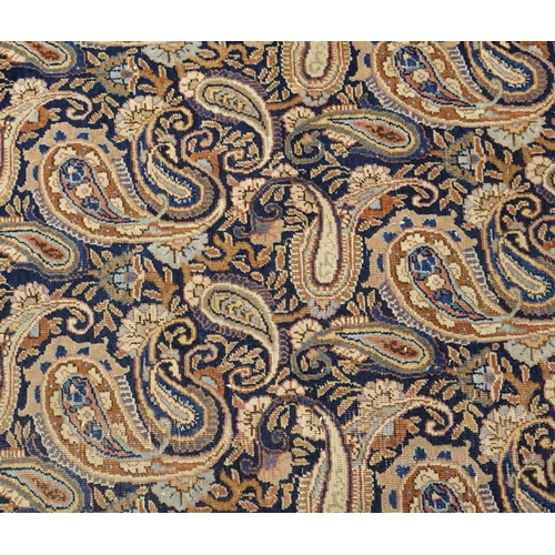 2018 - Rectangular Persian carpet having all over stylised floral motifs, 383cm x 298cm...