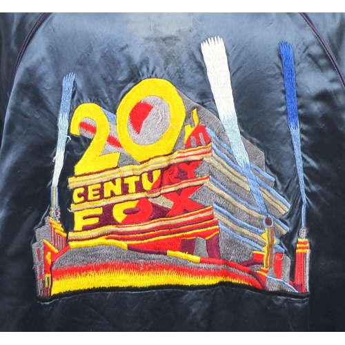 117 - Rick Chertoff Enterprises bomber jacket previously owned by Roger Daltrey, together with related eph...