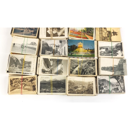 965 - Approximately 2400 topographical postcards, mostly France...