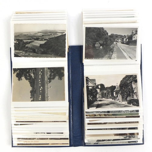 956 - Mostly topographical postcards, some photographic including Congress Hall London, Fermain Bay Guerns...