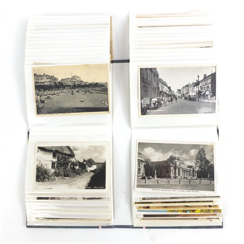 953 - Mostly topographical postcards, some photographic including Torquay, The Albert Memorial Asia, Perra...