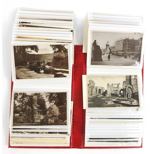 954 - Mostly topographical postcards, some photographic including St Geroge Hall Liverpool, Lantern Hill a...