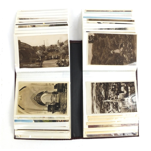 960 - Edwardian and later postcards some photographic including Perranporth, Shakespeare Cliff Dover, Sali...