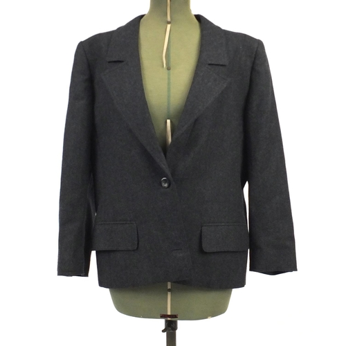 982 - Ladies Valentino Lana wool jacket, size 14...