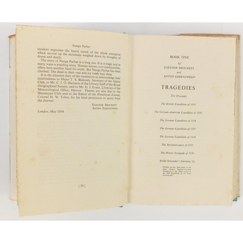 975 - Hardback books including Commissioners Report-Poor Law Relief, Years of Rath by Low and Fungi by Gwy...