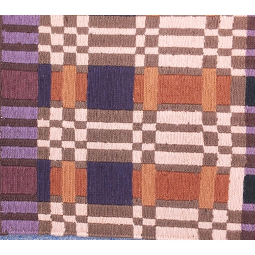 2019 - Turkish Ogilvie pattern rug, 149cm x 97cm...