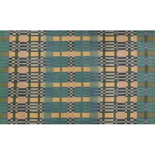 2011 - Turkish Ogilvie pattern rug, 150cm x 91cm...