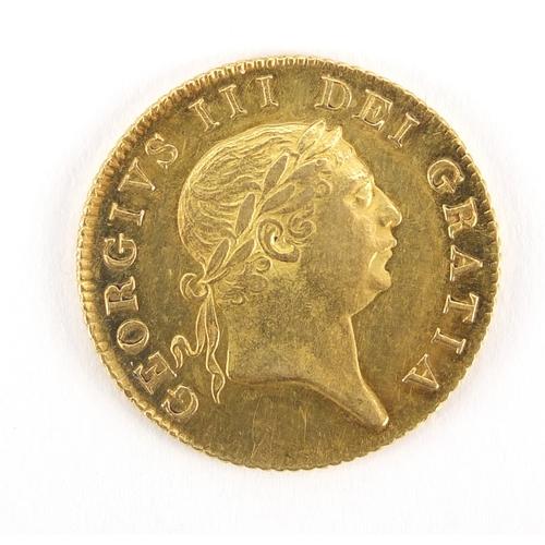 208 - George III 1813 'Military' Guinea