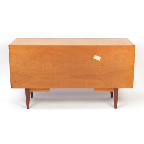 2022 - *Description amended 07-09-19* Vintage G-Plan teak sideboard designed by Victor Bramwell Wilkins, wi...