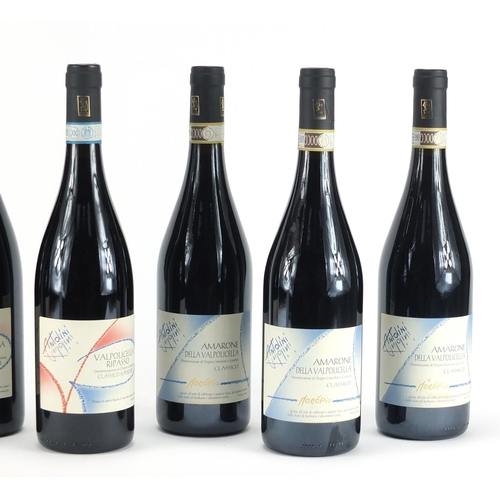 2265 - Six bottles of Antolini red wine comprising three bottles of 2010 Valpolicella Ripasso Classico and ...