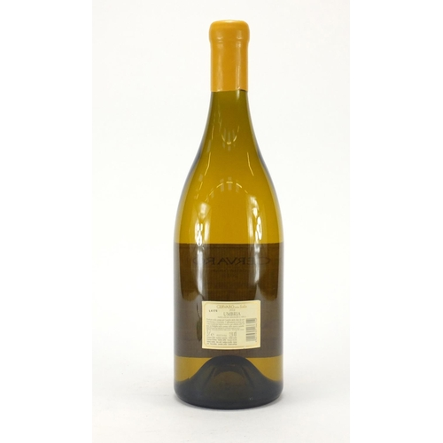 2043 - Jeroboam bottle of 2013 Grechetto Antinori Castello Della Sala Chardonnay...