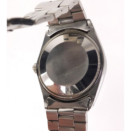 789 - Vintage Rolex Oyster Perpetual Air-King wristwatch with box, 34mm in diameter excluding the crown...