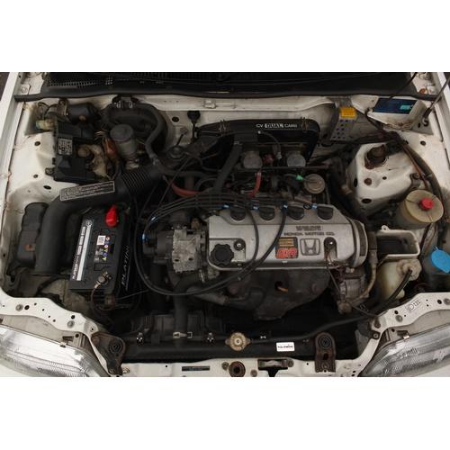 2010A - 1991 Honda Civic GL, 1.4 Litre petrol, Automatic, 64,000 miles, MOT until 11 Sept 2020, Sold as seen...
