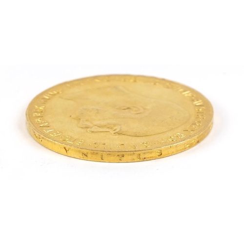 50 - Austrian 1915 gold 100 corona, 34.0g - this lot is sold without buyer's premium, the hammer price is...