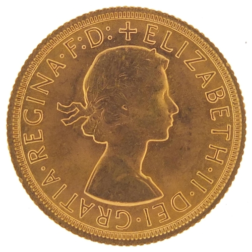 501 - Elizabeth II 1968 gold sovereign - this lot is sold without buyer's premium, the hammer price is the...