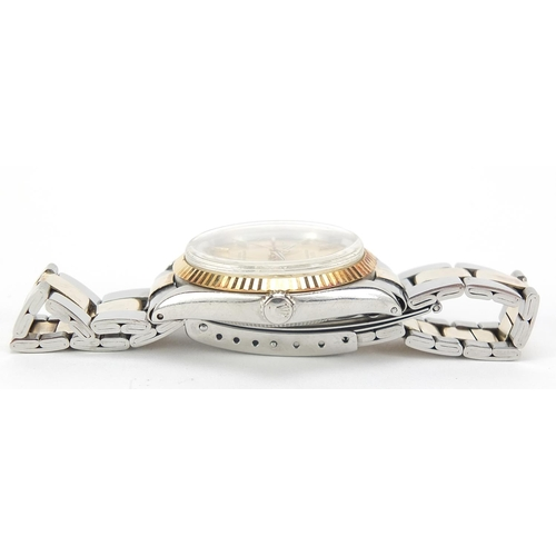 17 - Rolex, gentlemen's Oyster Perpetual automatic wristwatch, 33.5mm in diameter