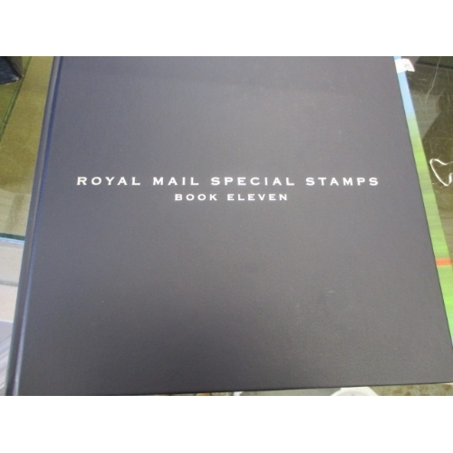 15 - ROYAL MAIL SPECIAL STAMPS -  BOOK ELEVEN...