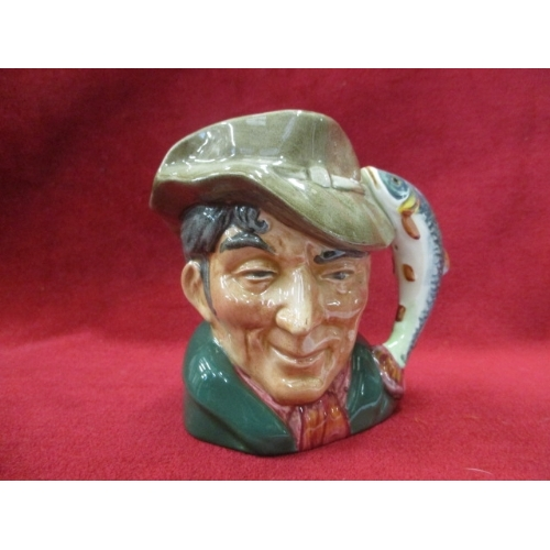 2 - SMALL TOBY JUG 'THE POACHER'...
