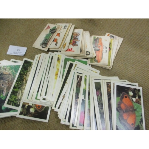 56 - QUANTITY OF TEA CARDS AND GRANDEE CARDS...