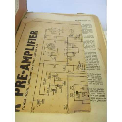 23 - RAF SIGNAL MANUAL, INSTRUCTIONS FOR AMERICAN SERVICE  MEN IN BRITAIN 1942...