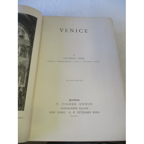 26 - 1895 FIRST ON 'THE STORY OF THE NATIONS VENICE'...