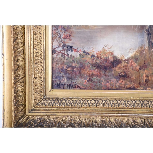 35 - James Matthews (late 19th/early 20th century) British, a pair of watercolours of country houses Bury...