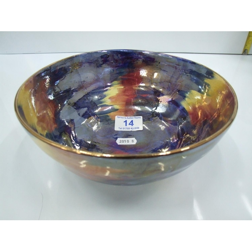 14 - Mayling luster bowl...