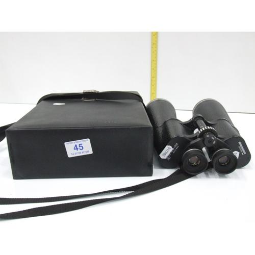 45 - Pair Binoculars incase...