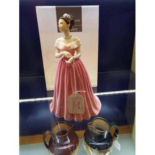 8 - A Royal Doulton figurine 'Camilla' HN4220, boxed...