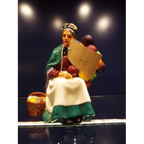 2a - A Royal Doulton figure 'The Old Balloon Seller' HN1315...