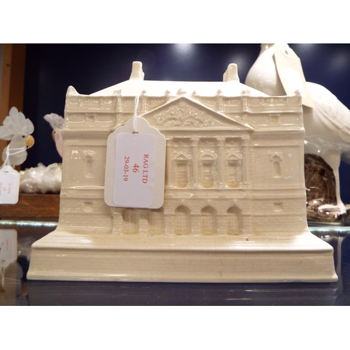 46 - A model of the Queen's dolls house...