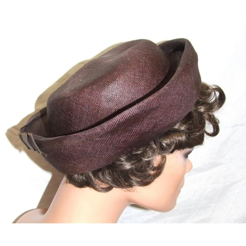 4adba1ca93c303 548 - Ladies Vintage Hats incl. Marida Made In England, Mitzi Lorenz London,