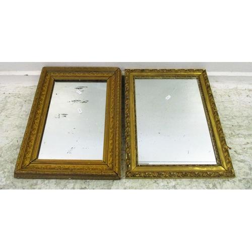 7A - 2 Gilt Framed Hall Mirrors (2)...