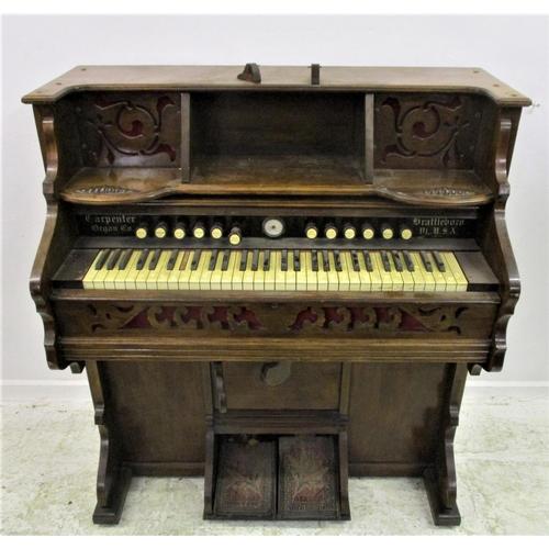 12 - C19th Harmonium...
