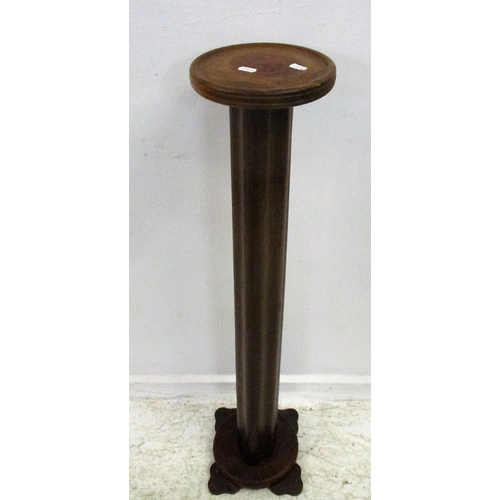 20 - Torchere/Stand on Shaped column...