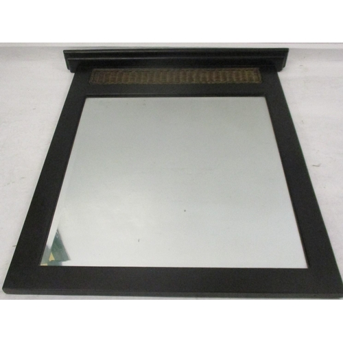3 - Bevelled Glass Wall Mirror (MATCHING LOTS 1 & 2)...