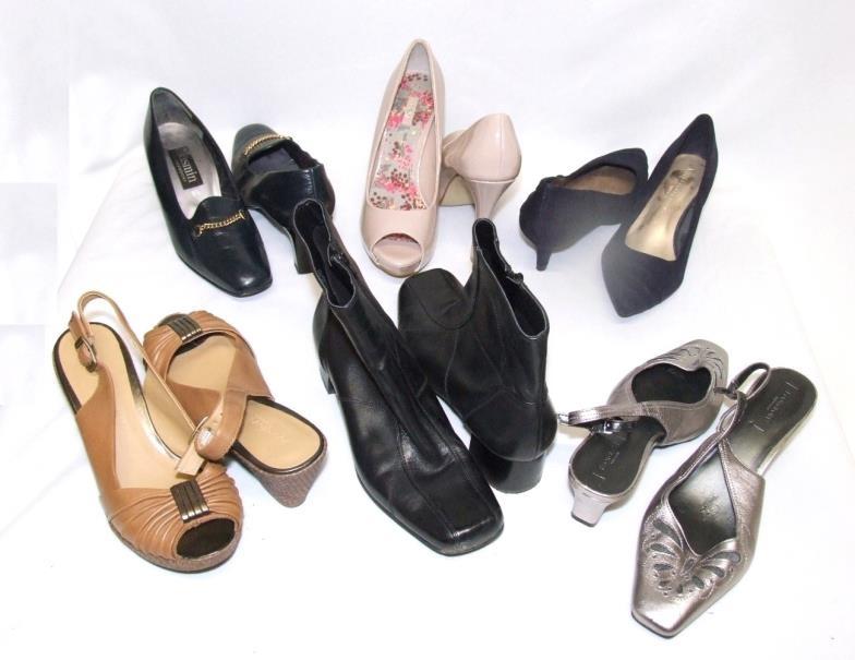 M\u0026S Footglove brown open toe sandals