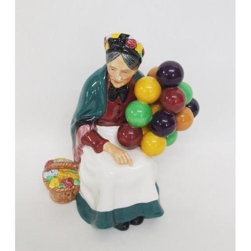 592 - Royal Doulton Figurine 'The Old Balloon Seller' HN1315...