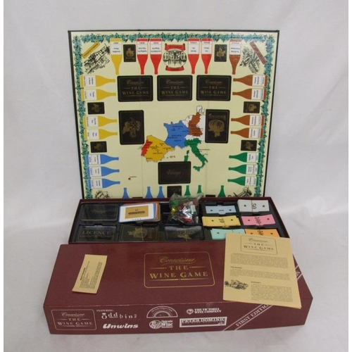 811A - The Wine Game as new in box...