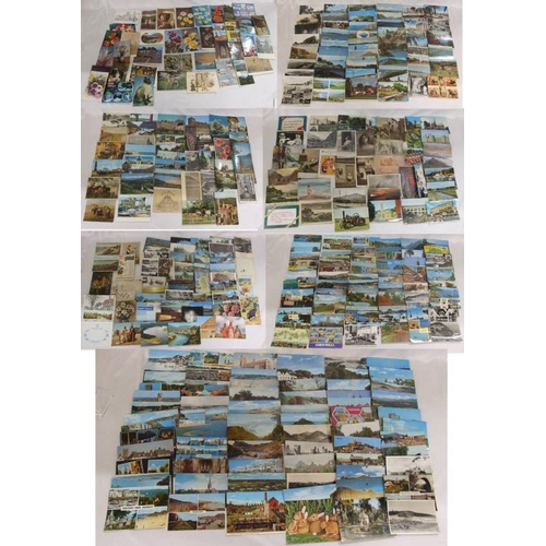782 - British & Foreign Postcards & Greetings Cards...