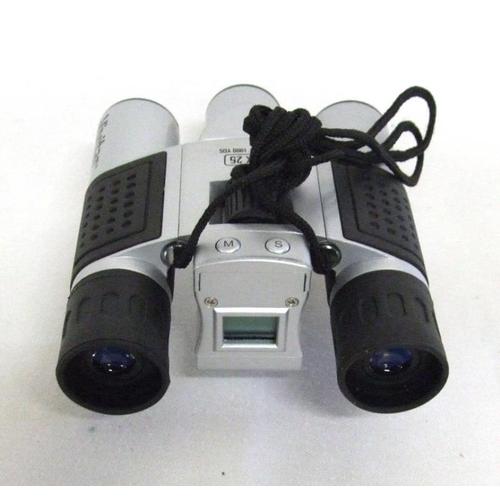 679 - Pair 10x25 Vivitar Binoculars with viewing screeen...