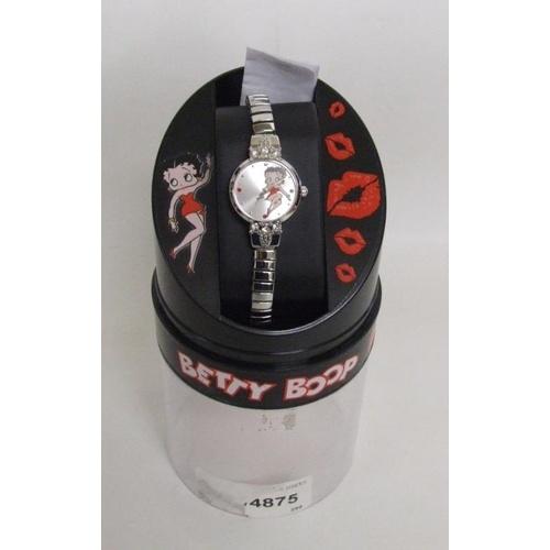 541 - Betty Boop Wristwatch in box...