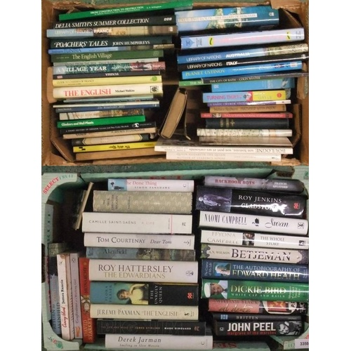 1123 - Books: Naomi Campbell, Roy Jenkins on Gladstone, Betjemen, Dickie Bird, Edward Heath, John Peel, Jer...