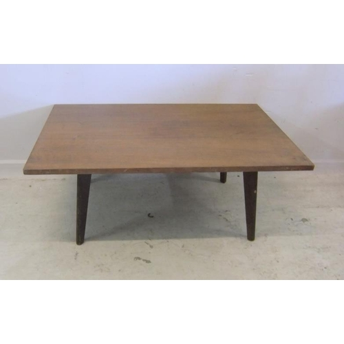 257 - Retro Style Coffee Table (A12)...