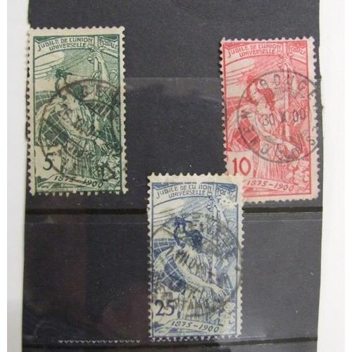 750 - Stamps: Switzerland Used Set...