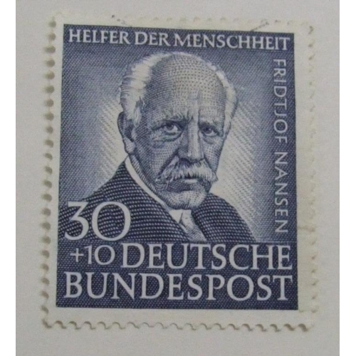 758 - Stamps: West Germany SG1102...