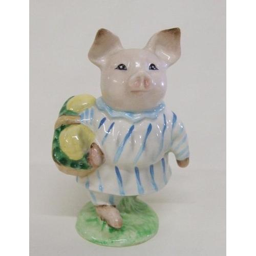 606A - Beatrix Potter Warne & Co. Little Pig Robinson...