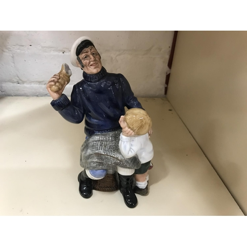 23 - Royal Doulton figurine - Song of the Sea HN 2729...